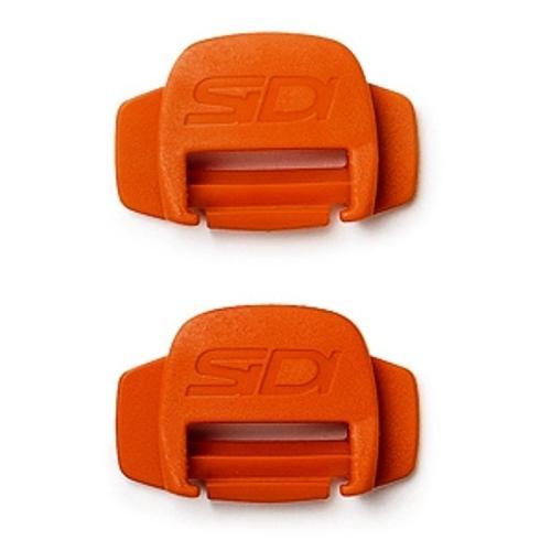 Sidi Strap Verschluss, gelb-orange