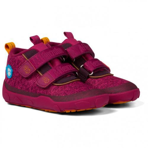 Affenzahn - Kid's Knit Vogel - Sneaker 22 | EU 22 lila/rot