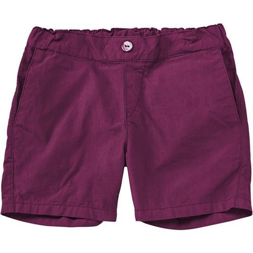 Popeline-Shorts, lila, Gr. 98