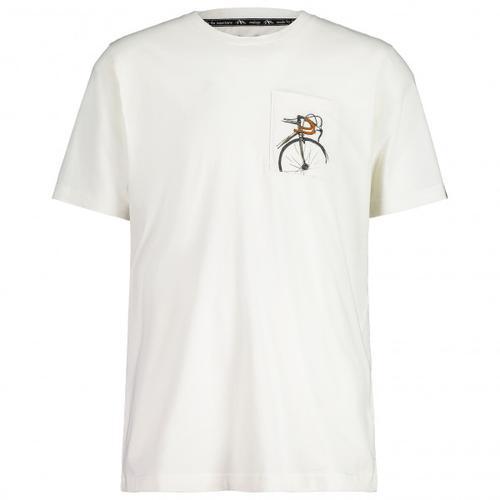 Maloja - SegelfalterM. - T-Shirt Gr L weiß