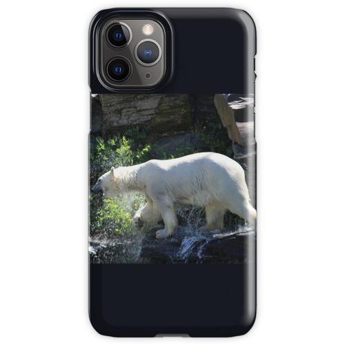 Eisbär Wasserdruck iPhone 11 Pro Handyhülle