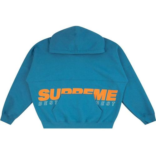 Supreme Best Of The Best Hoodie
