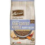 Merrick Healthy Grains Raw-Coated Kibble Puppy Recipe Freeze-Dried Dry Dog Food, 22-lb bag