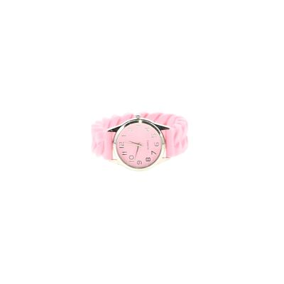 Watch: Pink Solid Accessories