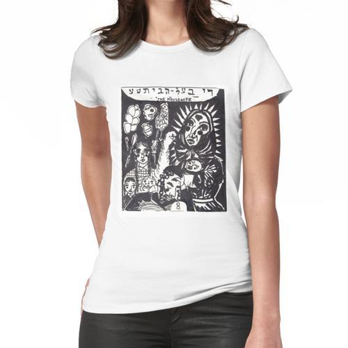 Die Hausfrau Frauen T-Shirt