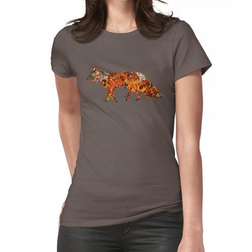 Phosphor Fox Frauen T-Shirt