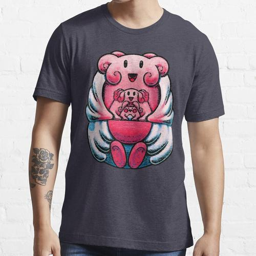 Fanart Blissey Motryoshka Essential T-Shirt