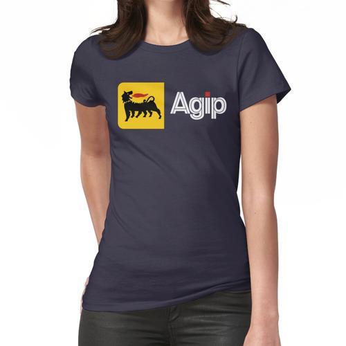 Agip Motoröle Auto Frauen T-Shirt