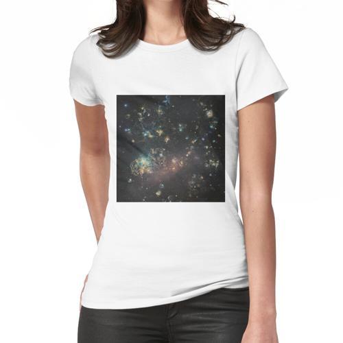 Astrofotografie Frauen T-Shirt