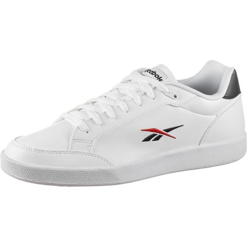 Reebok VECTOR SMASH Sneaker Herren in ftwr white-vector navy-vector red, Größe 42 1/2