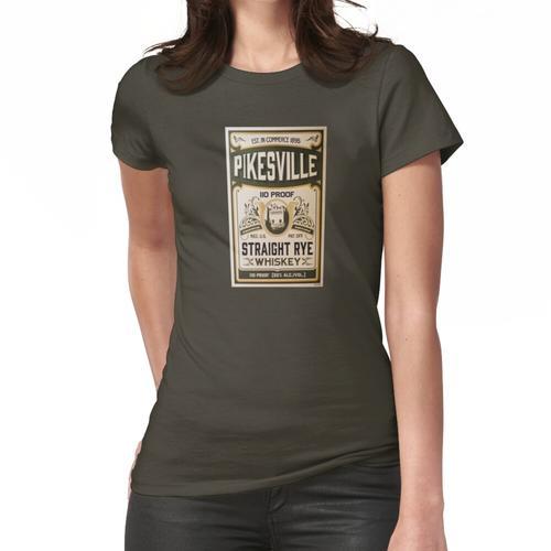 Pikesville Straight Rye Whisky Frauen T-Shirt