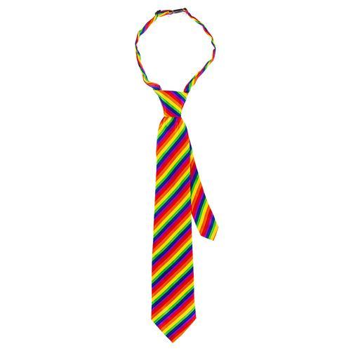Krawatte, bunt