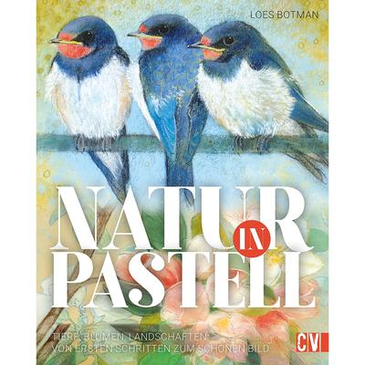 Buch Natur in Pastell