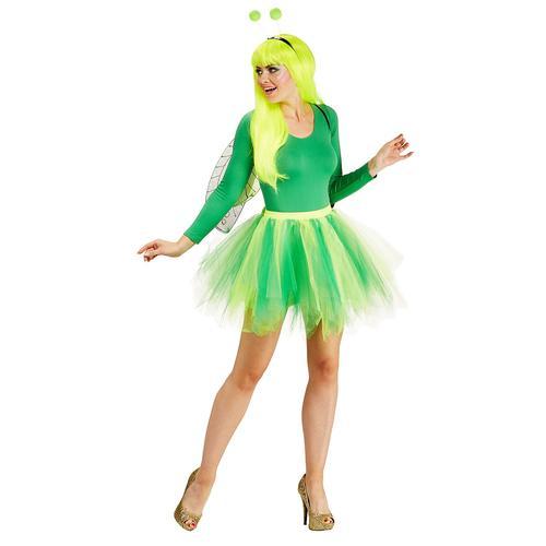 buttinette Glühwürmchen-Kostüm für Damen