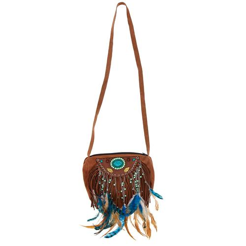 Indianerin-Tasche Poca