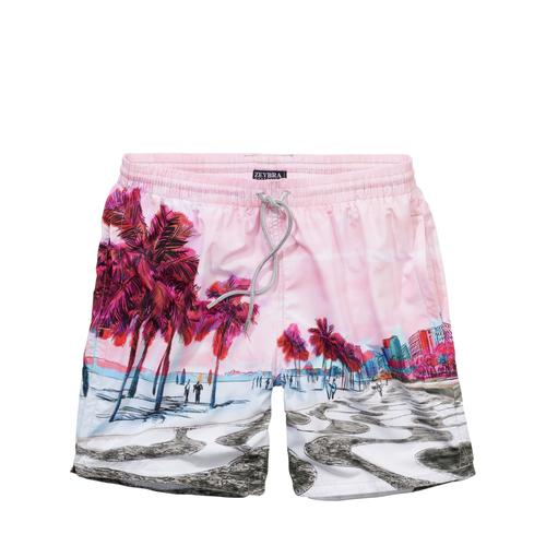 Mey & Edlich Herren Copacabana-Shorts pink 46, 48, 50, 52, 54, 56