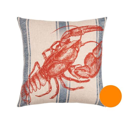 PAD »Playa Lobster« Dekokissen 45x45 cm