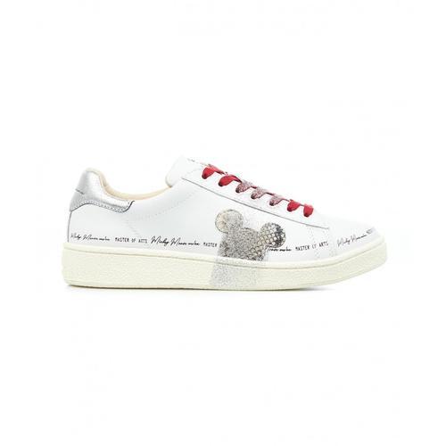 Moa Damen Sneaker Disney® Weiß