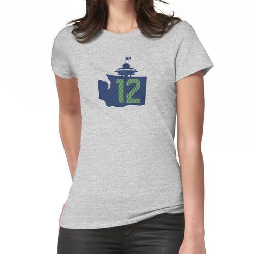 12er Frauen T-Shirt