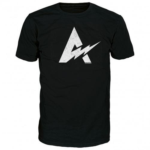 Alprausch - Blitzableiter Cotton T-Shirt Gr XL schwarz