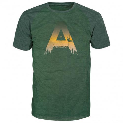 Alprausch - Alpe Chlätterer T-Shirt Gr L oliv
