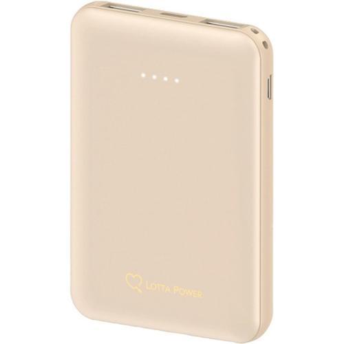 Lotta Power Powerbank Gold Smartphoneaccessoire