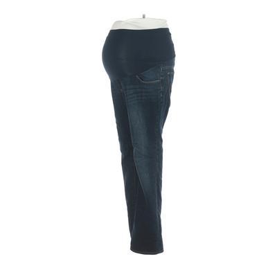 Indigo Blue Jeans - Super Low Ri...