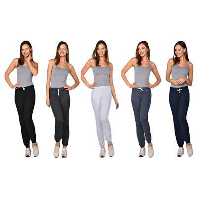 Pantalon de jogging femme : Anthracite / 2XL