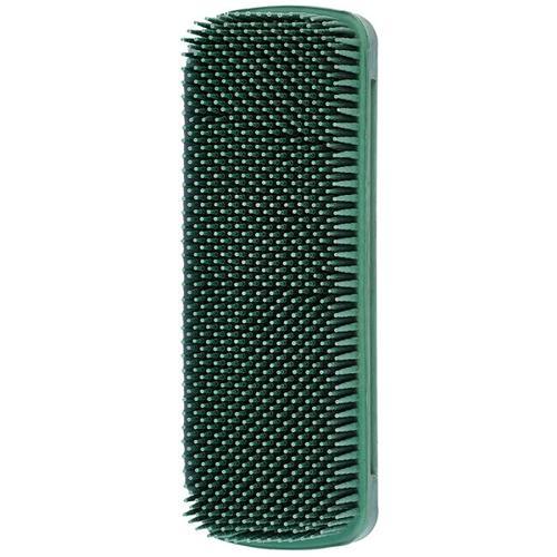 Fripac Friseur-Kleiderbürste Grün Haarbürste