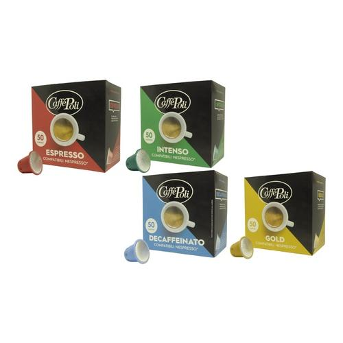 Kaffee-Kapseln: Espresso / 50er-Pack