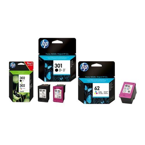 Tintenpatrone: HP 62 / Color