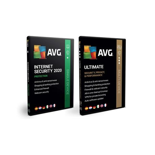 AVG: Internet Security 10 PC 1 Jahr