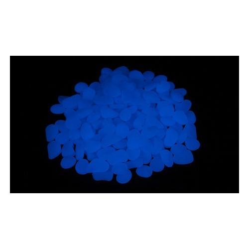 Fluoreszierende Kieselsteine: 200