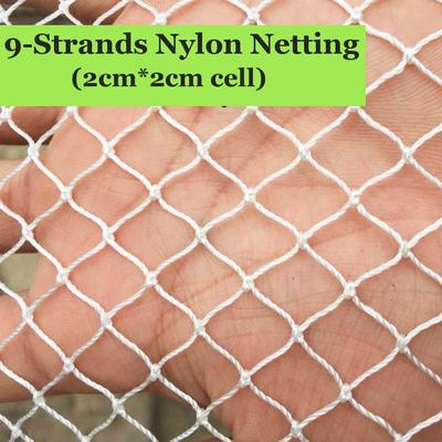 Filet en Nylon noué à 9 brins, f...
