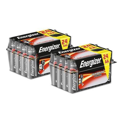 Energizer: Energizer : 48er-Pack AA-Batterie