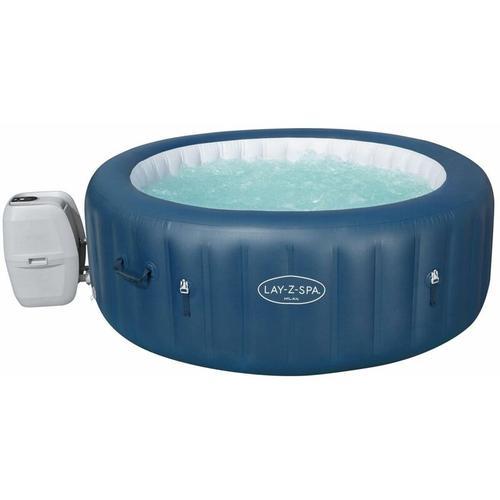 Lay-Z-Spa® Whirlpool Milan mit App-Steuerung für 4-6 Personen