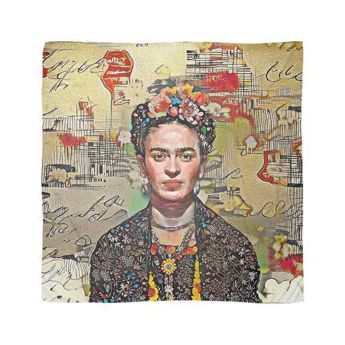 Nostalgische Frida Tuch