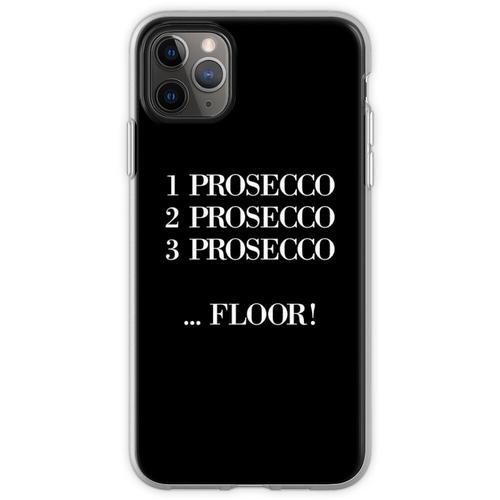 1 Prosecco 2 Prosecco 3 Prosecco Boden Flexible Hülle für iPhone 11 Pro Max