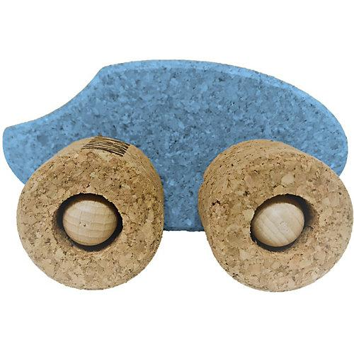 Spielzeugauto Kork Ente, blau