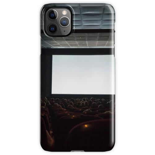 Leere Kinoleinwand mit Publikum. iPhone 11 Pro Max Handyhülle