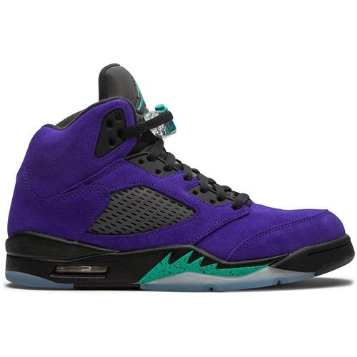 Nike 'Air 5 Retro Alternate Grape' Sneakers