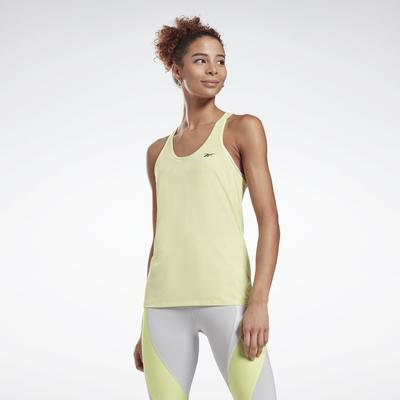 Reebok Women's Activchill Athletic Tank Top in Energy Glow Size M - Training Apparel