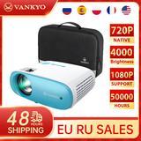 VANKYO – Mini projecteur Cineman...