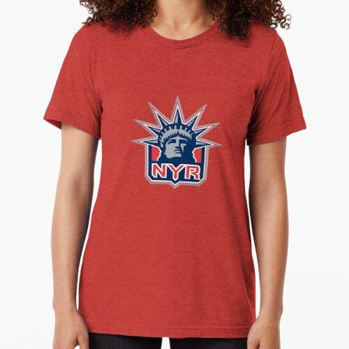 NYR Alternate Tri-blend T-Shirt
