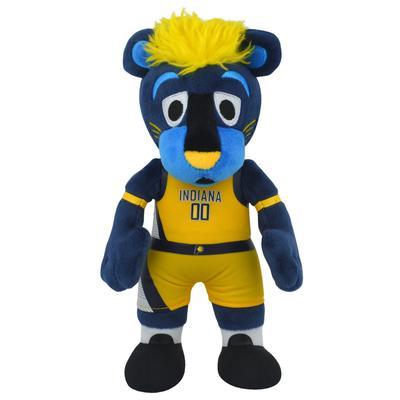 """Boomer Indiana Pacers 10'' Plush Mascot Figure"""