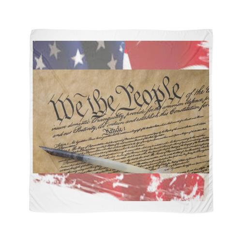Wir, das Volk, die Verfassung Tuch