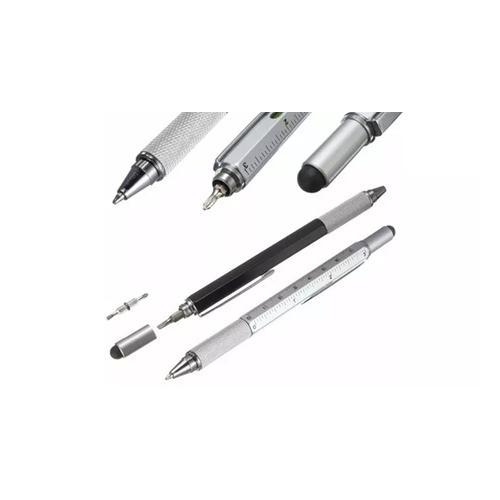Kugelschreiber: Silber / 2
