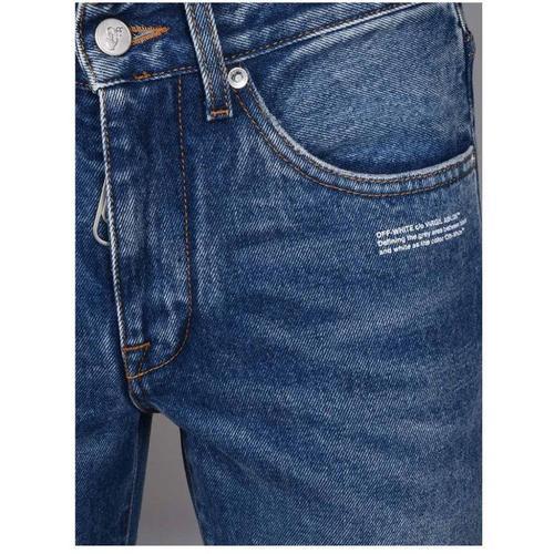 Off-White c/o Virgil Abloh Schlanke Jeans
