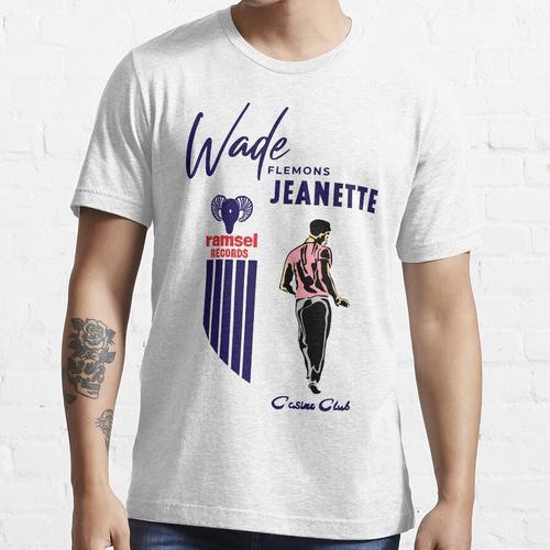 Northern Soul - Wade Flemons 02 Essential T-Shirt