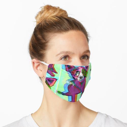 3d Voodoo Maske